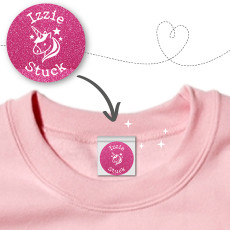 stick on clothing labels uk