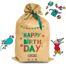 The Birthday Sack