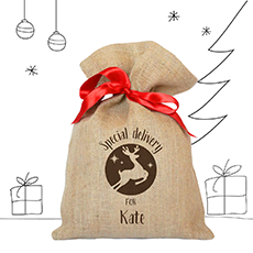 The small Santa Sack
