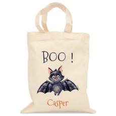 Personalised Halloween bag
