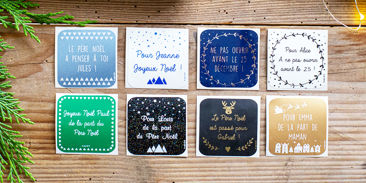 Etiquettes Cadeaux Etiquette Noel A Imprimer Noir Et Blanc